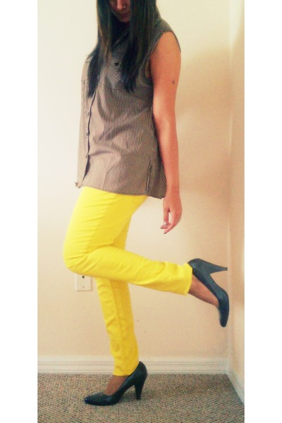 twill Forever 21 jeans