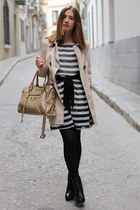 beige BLANCO coat