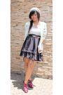 Shopvintagefindsmultiplycom-cardigan-zara-top-vintage-skirt-topshop-belt-