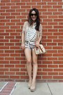 Nude-dooney-bourke-bag-light-brown-madewell-shorts