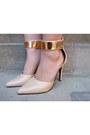 Beige-for-elyse-dress-light-pink-kate-spade-bag-tan-ami-clubwear-heels