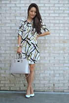The Printed Shirtdress