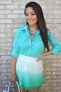 Ivory-oversized-coach-bag-aquamarine-forever-21-blouse