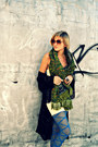 Bronze-vintage-emilio-pucci-sunglasses-blue-urban-outfitters-tights