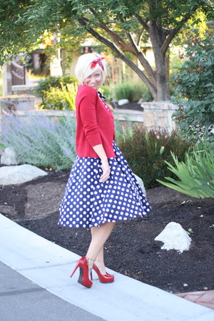 polka dot Ebay dress