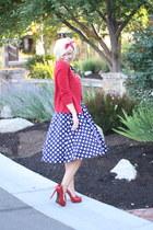 polka dot Ebay dress
