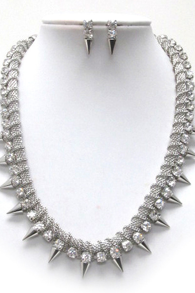 ShawtynStilettos necklace