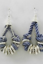 Rope-earrings