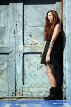 black Rue 21 dress