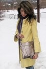 Yellow-bebe-coat-jeans-purple-h-m-sweater-silver-the-sak-bag-silver-jcre