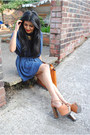 Goldie-london-dress-asos-heels