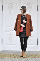 oversized escada jacket