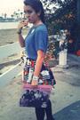 California-select-shirt-skirt-sunglasses