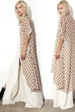 For Love and Lemons cape