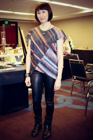purple Serial Cultura shirt