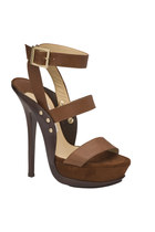brown the halley shoe Jimmy Choo heels