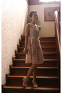 Pink-gingersnaps-dress-white-charles-and-keith-shoes-gucci-accessories