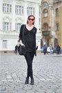 Black-random-boots-black-zara-leggings-black-h-m-shirt-black-nowistyle-bag