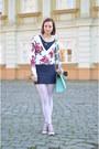 Polka-dots-nowistyle-dress-calzedonia-tights-nowistyle-bag