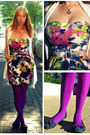 Amethyst-spicysurgar-dress-deep-purple-purple-show-your-legs-tights