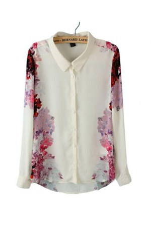 ships in 24hrs Sheinside blouse