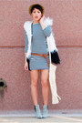 Topshop-shoes-topshop-dress-forever-21-hat-urban-outfitters-bag