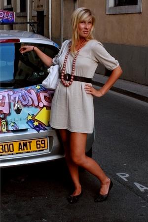 Drive in a petit dress
