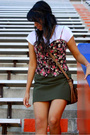 Top-shirt-skirt-necklace-shoes-purse
