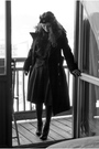Black-zara-coat-black-kira-plastinina-skirt-black-river-island-gloves-blac