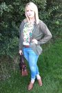 Brown-primark-shoes-new-look-jeans-topshop-top-green-h-m-shirt-brown-vin