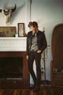 Black-rocco-true-religion-jeans