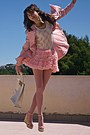 Light-pink-romwe-coat-ivory-ted-baker-bag-ivory-lace-zara-top