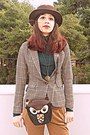 Black-owl-bag-dark-brown-tommy-hilfiger-boots-dark-brown-romwe-hat