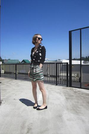 Urban Outfitters dress - Steve Madden flats