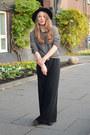 Black-studded-addict-initial-boots-black-maxi-h-m-dress