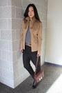 Nico-nico-blazer-madison-marcus-blouse-zara-pants-hermes-bag-modern-vint