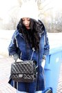 Blue-marc-jacobs-coat-ivory-beanie-gap-hat-black-255-jumbo-chanel-bag