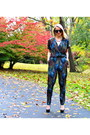 Jumpsuit-rbl-jumper-patent-leather-enzo-angiolini-heels