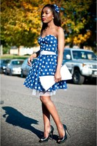 Navy Style Icons Clsoet By Sisi & Mimi Dresses