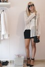 Off-white-zara-shirt-black-chain-bag-asoscom-bag-black-zara-sandals