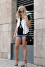 Chain-cross-bag-persunmall-bag-sheinside-shorts-moto-zara-vest