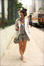 Silver-random-from-hong-kong-accessories-white-random-from-hong-kong-blazer-