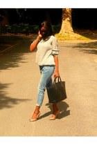 gold Via Uno heels