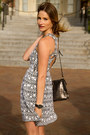 Charcoal-gray-sugarlips-dress-silver-botkier-bag-black-zara-heels