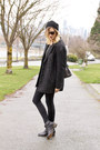 Black-topshop-boots-gray-urban-outfitters-coat-gray-xo-bella-sweater