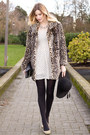 Eggshell-urban-outfitters-dress-camel-faux-fur-urban-outfitters-coat