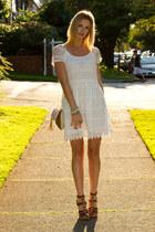 ivory Zara dress