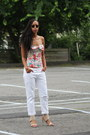American-eagle-jeans-blanco-top