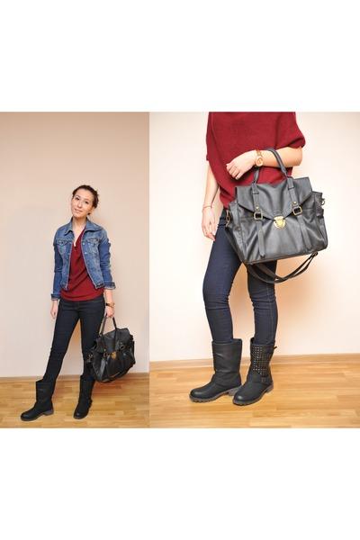 Pimkie bag - Koton jeans
