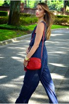 soho bag Gucci bag - backless Zara jumper - alex stuart weitzman wedges